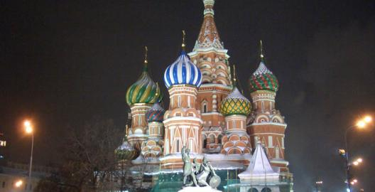 St Basil's Cathedral, Red Square