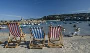 The great British deckchair