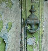 An old yet charming door knocker